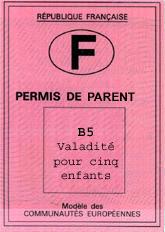 Permis-parent
